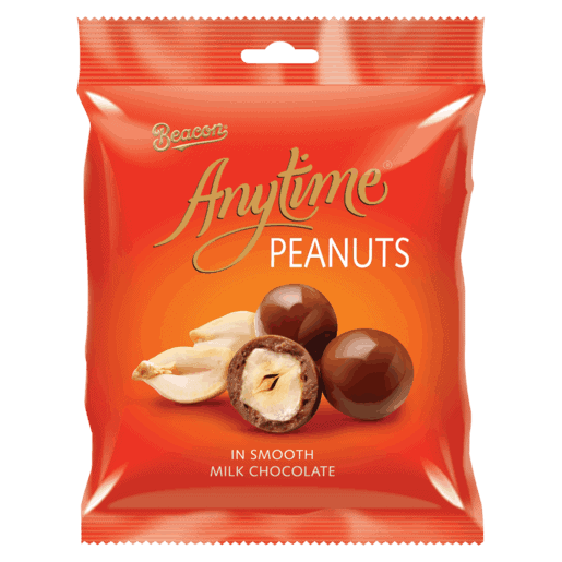 Beacon Anytime peanuts 180g