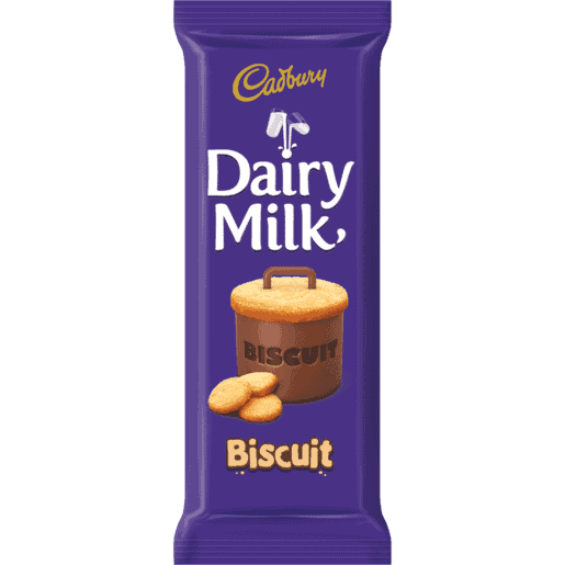 Cadbury 80g Slab Biscuit