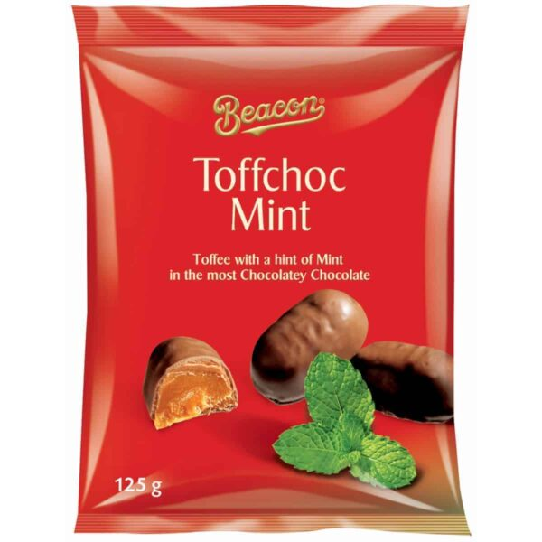 Beacon 125g Toffchoc Mint
