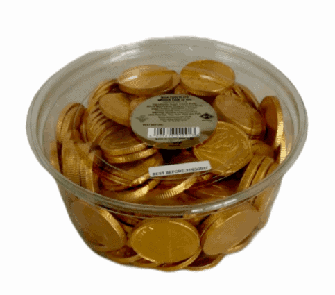 kayley's 120s gold coins