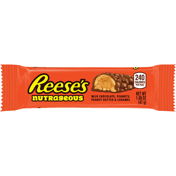 Reeses 47g Nutrageous